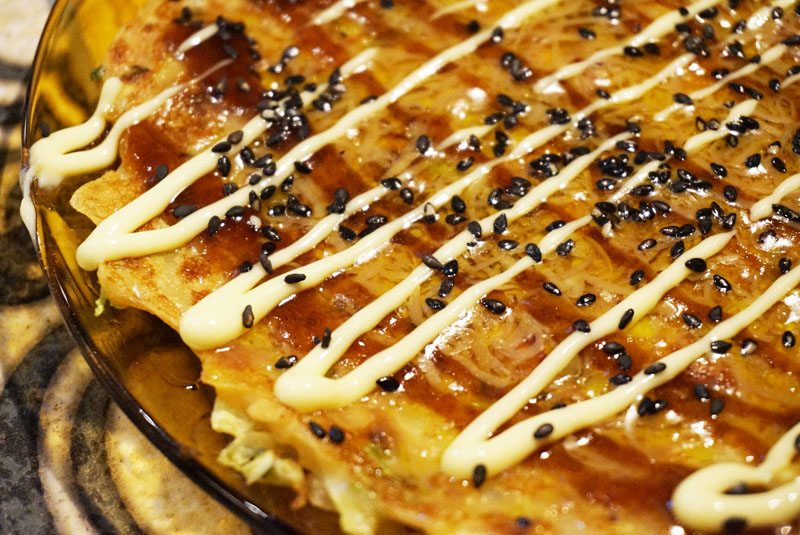 Pepa Pla okonomiyaki