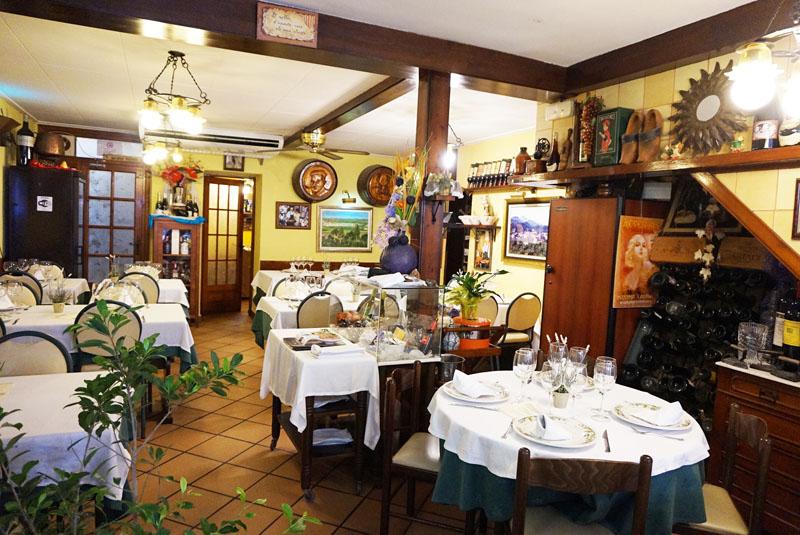 Restaurant Can Formiga, Pineda de Mar