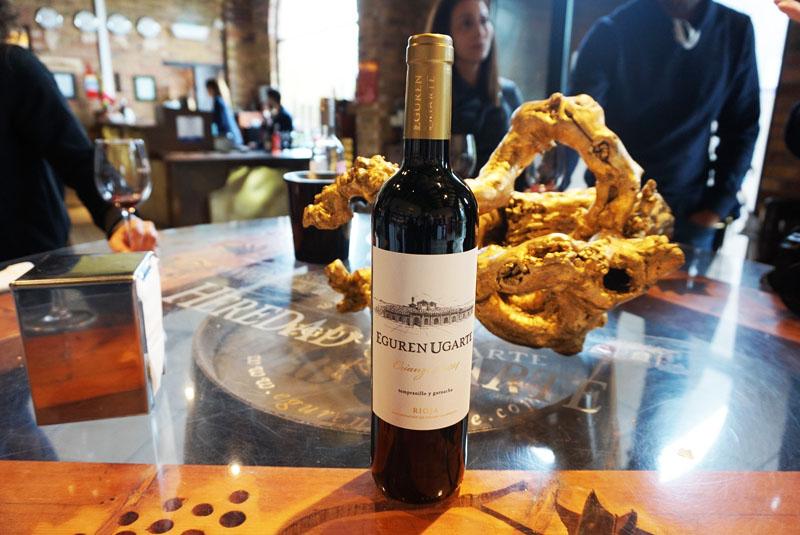 Eguren Ugarte vinos