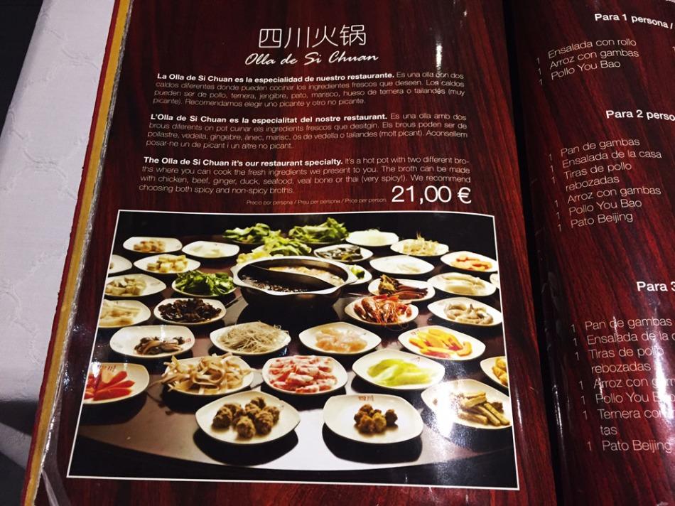 L'olla de Sichuan