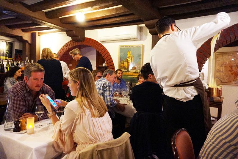 Ambassade d'Auvergne restaurant